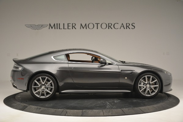 Used 2012 Aston Martin V8 Vantage S Coupe for sale Sold at Alfa Romeo of Greenwich in Greenwich CT 06830 9