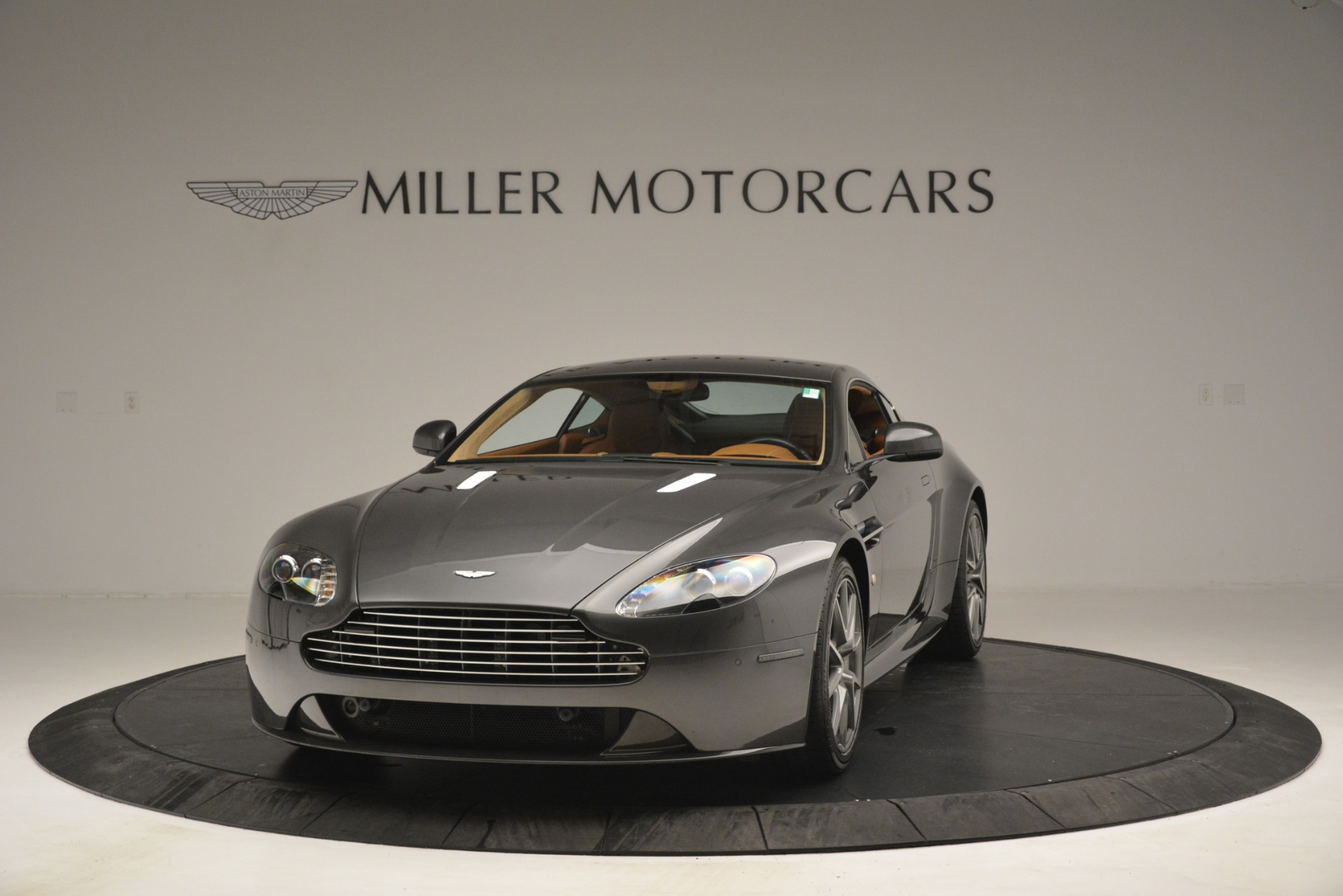 Used 2012 Aston Martin V8 Vantage S Coupe for sale Sold at Alfa Romeo of Greenwich in Greenwich CT 06830 1