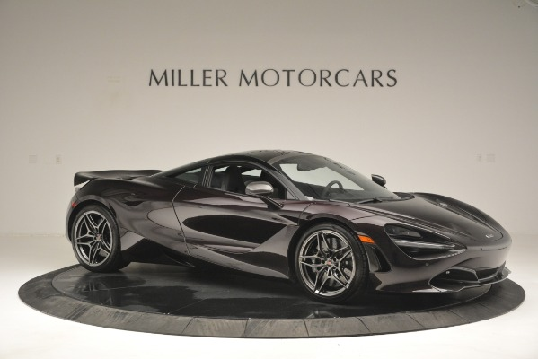Used 2018 McLaren 720S Coupe for sale Sold at Alfa Romeo of Greenwich in Greenwich CT 06830 10