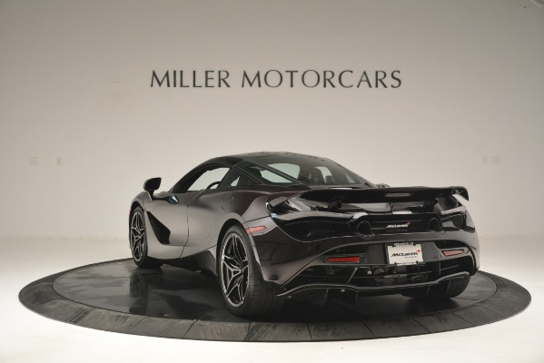 Used 2018 McLaren 720S Coupe for sale Sold at Alfa Romeo of Greenwich in Greenwich CT 06830 5