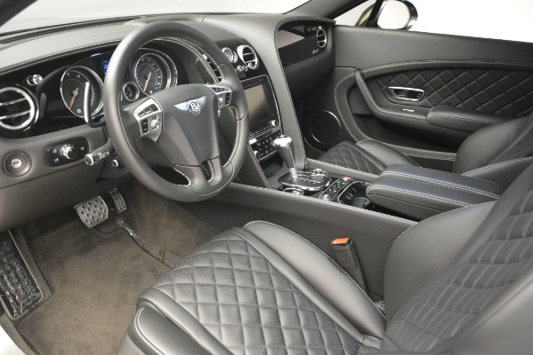 Used 2016 Bentley Continental GT Speed for sale Sold at Alfa Romeo of Greenwich in Greenwich CT 06830 18