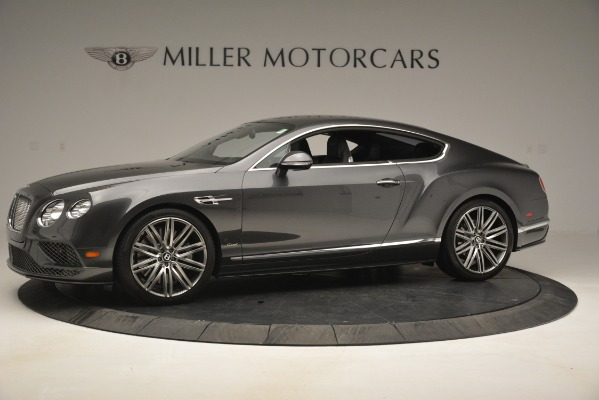 Used 2016 Bentley Continental GT Speed for sale Sold at Alfa Romeo of Greenwich in Greenwich CT 06830 2