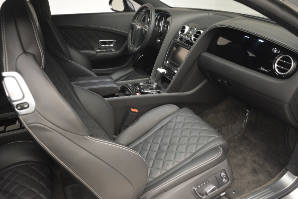 Used 2016 Bentley Continental GT Speed for sale Sold at Alfa Romeo of Greenwich in Greenwich CT 06830 27