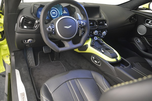 Used 2019 Aston Martin Vantage for sale Sold at Alfa Romeo of Greenwich in Greenwich CT 06830 15