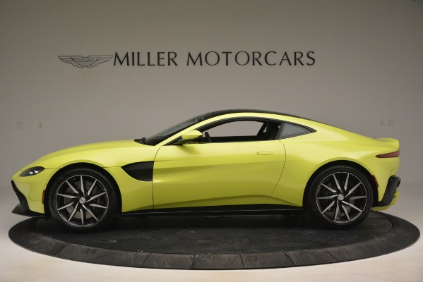 Used 2019 Aston Martin Vantage for sale Sold at Alfa Romeo of Greenwich in Greenwich CT 06830 3