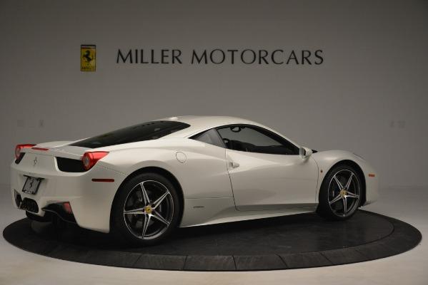 Used 2014 Ferrari 458 Italia for sale Sold at Alfa Romeo of Greenwich in Greenwich CT 06830 8