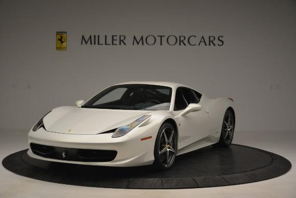 Used 2014 Ferrari 458 Italia for sale Sold at Alfa Romeo of Greenwich in Greenwich CT 06830 1