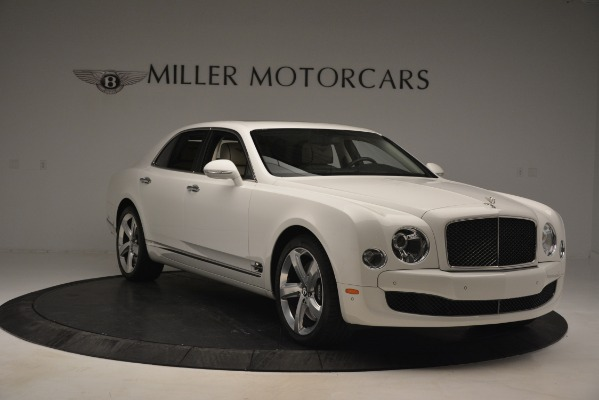 Used 2016 Bentley Mulsanne Speed for sale Sold at Alfa Romeo of Greenwich in Greenwich CT 06830 11