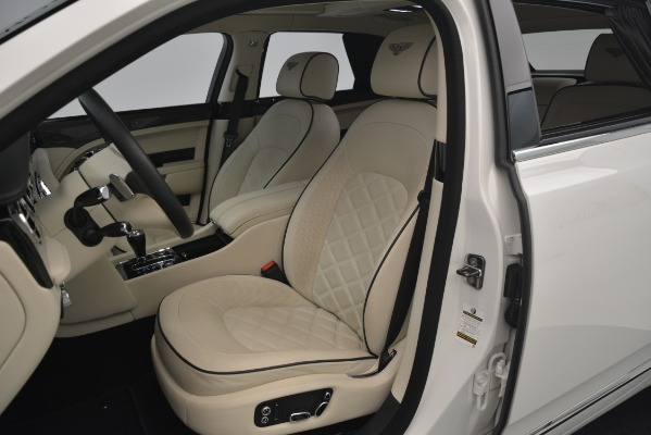 Used 2016 Bentley Mulsanne Speed for sale Sold at Alfa Romeo of Greenwich in Greenwich CT 06830 19
