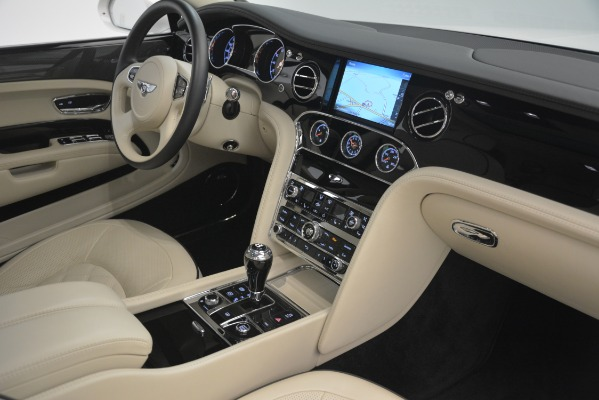 Used 2016 Bentley Mulsanne Speed for sale Sold at Alfa Romeo of Greenwich in Greenwich CT 06830 21