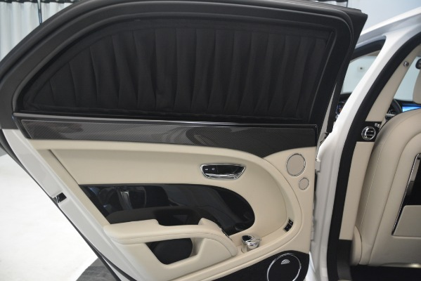 Used 2016 Bentley Mulsanne Speed for sale Sold at Alfa Romeo of Greenwich in Greenwich CT 06830 23