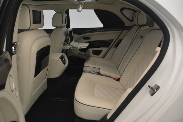 Used 2016 Bentley Mulsanne Speed for sale Sold at Alfa Romeo of Greenwich in Greenwich CT 06830 27