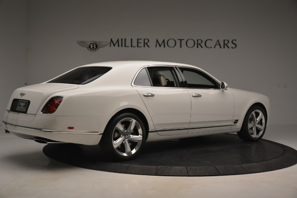 Used 2016 Bentley Mulsanne Speed for sale Sold at Alfa Romeo of Greenwich in Greenwich CT 06830 8