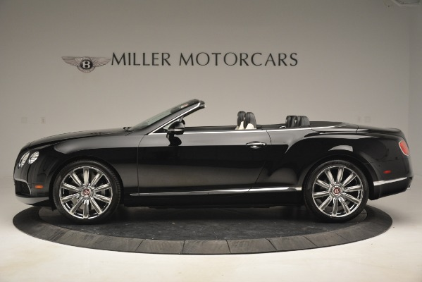 Used 2014 Bentley Continental GT V8 for sale Sold at Alfa Romeo of Greenwich in Greenwich CT 06830 3