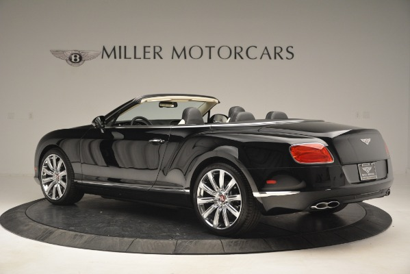Used 2014 Bentley Continental GT V8 for sale Sold at Alfa Romeo of Greenwich in Greenwich CT 06830 4