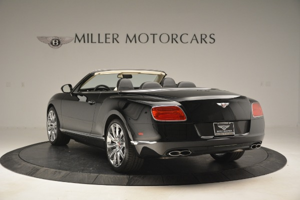 Used 2014 Bentley Continental GT V8 for sale Sold at Alfa Romeo of Greenwich in Greenwich CT 06830 5