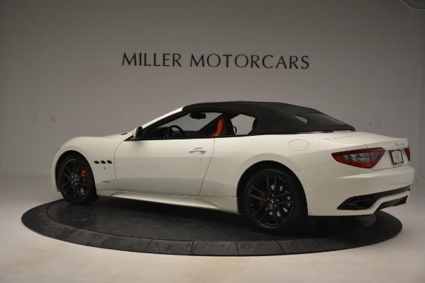 Used 2017 Maserati GranTurismo Sport for sale Sold at Alfa Romeo of Greenwich in Greenwich CT 06830 16
