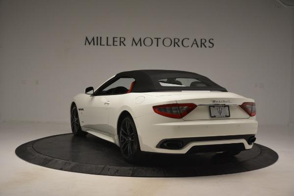 Used 2017 Maserati GranTurismo Sport for sale Sold at Alfa Romeo of Greenwich in Greenwich CT 06830 17