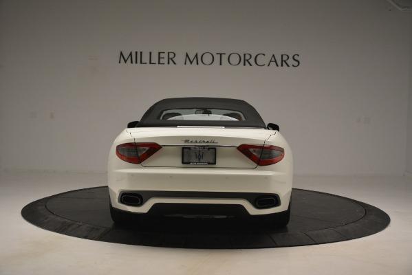 Used 2017 Maserati GranTurismo Sport for sale Sold at Alfa Romeo of Greenwich in Greenwich CT 06830 18