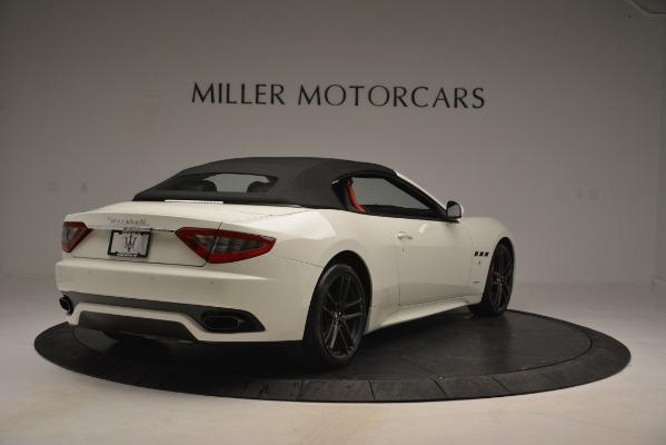 Used 2017 Maserati GranTurismo Sport for sale Sold at Alfa Romeo of Greenwich in Greenwich CT 06830 19