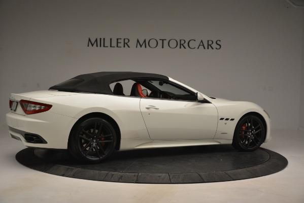 Used 2017 Maserati GranTurismo Sport for sale Sold at Alfa Romeo of Greenwich in Greenwich CT 06830 20
