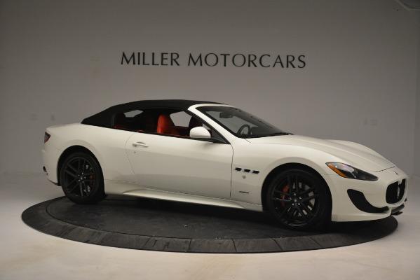 Used 2017 Maserati GranTurismo Sport for sale Sold at Alfa Romeo of Greenwich in Greenwich CT 06830 22