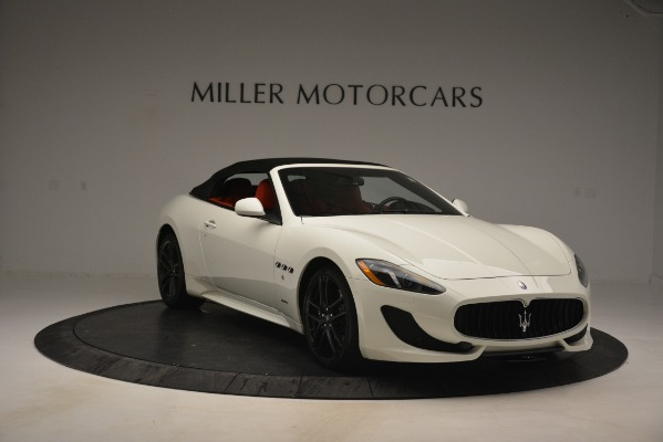 Used 2017 Maserati GranTurismo Sport for sale Sold at Alfa Romeo of Greenwich in Greenwich CT 06830 23