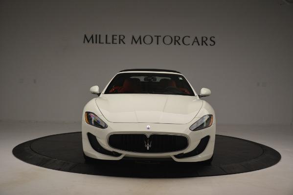 Used 2017 Maserati GranTurismo Sport for sale Sold at Alfa Romeo of Greenwich in Greenwich CT 06830 24