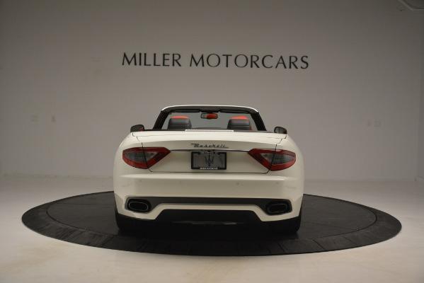 Used 2017 Maserati GranTurismo Sport for sale Sold at Alfa Romeo of Greenwich in Greenwich CT 06830 6