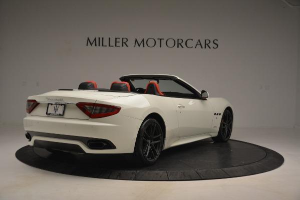 Used 2017 Maserati GranTurismo Sport for sale Sold at Alfa Romeo of Greenwich in Greenwich CT 06830 7