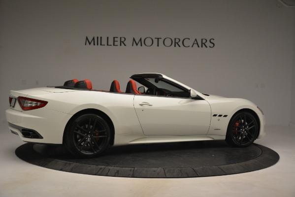 Used 2017 Maserati GranTurismo Sport for sale Sold at Alfa Romeo of Greenwich in Greenwich CT 06830 8