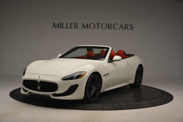 Used 2017 Maserati GranTurismo Sport for sale Sold at Alfa Romeo of Greenwich in Greenwich CT 06830 1