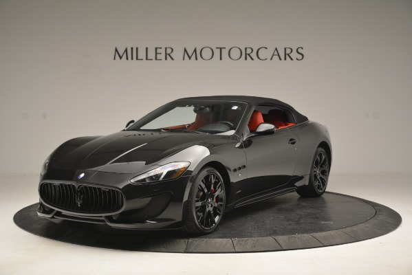 Used 2015 Maserati GranTurismo Sport for sale Sold at Alfa Romeo of Greenwich in Greenwich CT 06830 13