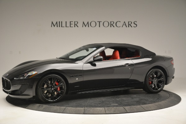Used 2015 Maserati GranTurismo Sport for sale Sold at Alfa Romeo of Greenwich in Greenwich CT 06830 14