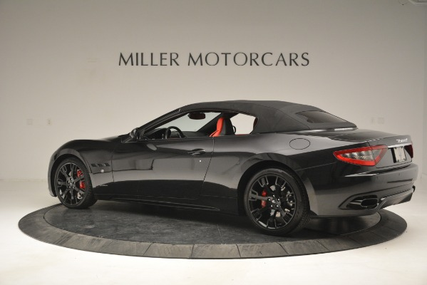 Used 2015 Maserati GranTurismo Sport for sale Sold at Alfa Romeo of Greenwich in Greenwich CT 06830 16