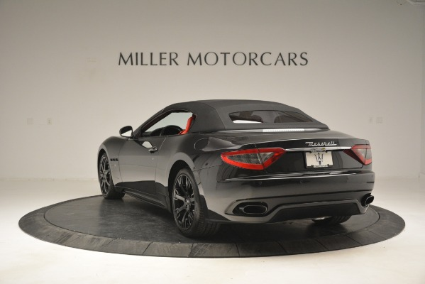 Used 2015 Maserati GranTurismo Sport for sale Sold at Alfa Romeo of Greenwich in Greenwich CT 06830 17