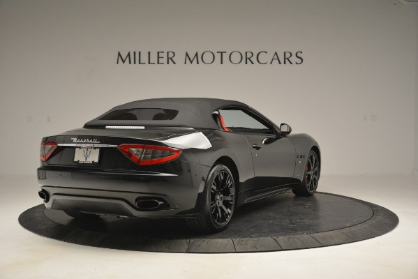 Used 2015 Maserati GranTurismo Sport for sale Sold at Alfa Romeo of Greenwich in Greenwich CT 06830 19