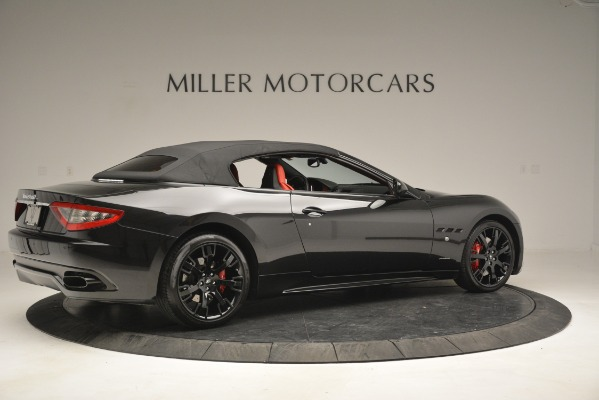 Used 2015 Maserati GranTurismo Sport for sale Sold at Alfa Romeo of Greenwich in Greenwich CT 06830 20