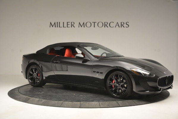 Used 2015 Maserati GranTurismo Sport for sale Sold at Alfa Romeo of Greenwich in Greenwich CT 06830 22