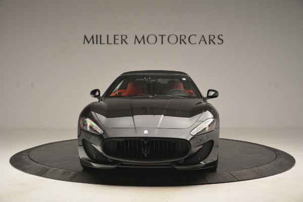 Used 2015 Maserati GranTurismo Sport for sale Sold at Alfa Romeo of Greenwich in Greenwich CT 06830 24