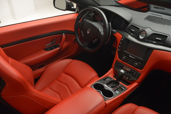 Used 2015 Maserati GranTurismo Sport for sale Sold at Alfa Romeo of Greenwich in Greenwich CT 06830 27