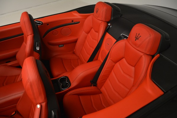 Used 2015 Maserati GranTurismo Sport for sale Sold at Alfa Romeo of Greenwich in Greenwich CT 06830 28