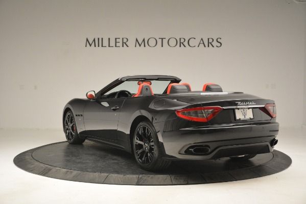 Used 2015 Maserati GranTurismo Sport for sale Sold at Alfa Romeo of Greenwich in Greenwich CT 06830 5