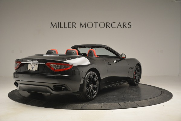 Used 2015 Maserati GranTurismo Sport for sale Sold at Alfa Romeo of Greenwich in Greenwich CT 06830 7