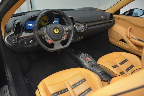 Used 2014 Ferrari 458 Spider for sale Sold at Alfa Romeo of Greenwich in Greenwich CT 06830 25