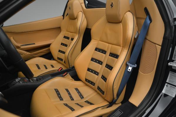 Used 2014 Ferrari 458 Spider for sale Sold at Alfa Romeo of Greenwich in Greenwich CT 06830 27