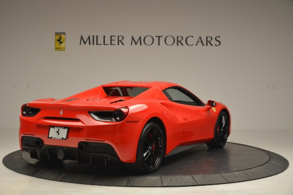 Used 2017 Ferrari 488 Spider for sale Sold at Alfa Romeo of Greenwich in Greenwich CT 06830 19