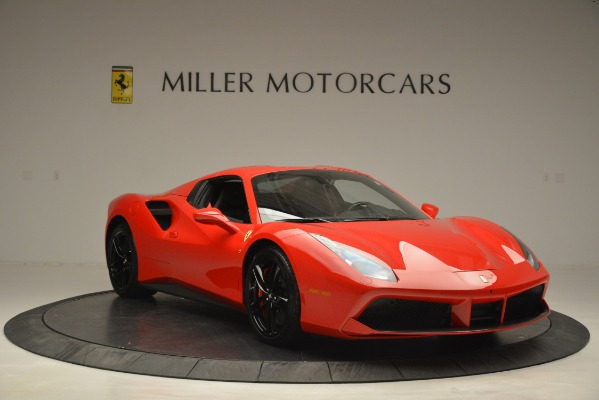 Used 2017 Ferrari 488 Spider for sale Sold at Alfa Romeo of Greenwich in Greenwich CT 06830 23