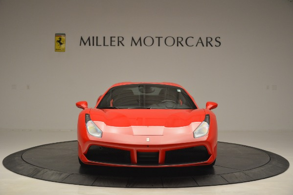 Used 2017 Ferrari 488 Spider for sale Sold at Alfa Romeo of Greenwich in Greenwich CT 06830 24