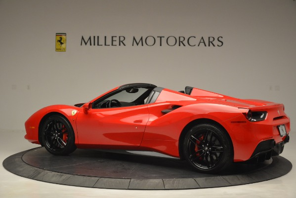 Used 2017 Ferrari 488 Spider for sale Sold at Alfa Romeo of Greenwich in Greenwich CT 06830 4